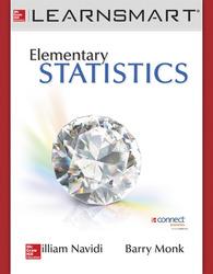 LearnSmart Online Access for Elementary Statistics