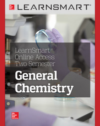 LearnSmart Online Access Two Semester for General Chemistry