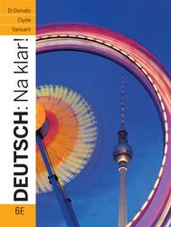 Deutsch na Klar Physical Book+Physical Workbook/Lab Manual