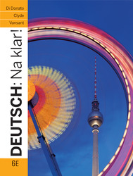 Deutsch na Klar Physical Book+Centro Workbook/Lab Manual