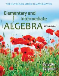 ALEKS 360 Online Access (18 weeks) for Elementary and Intermediate Algebra