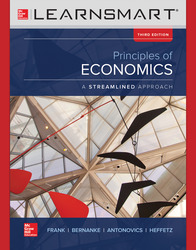 LearnSmart Standalone Online Access for Principles of Economics, A Streamlined Approach