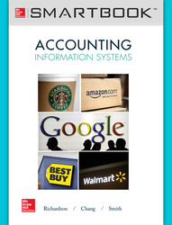 SmartBook Online Access for Accounting Information Systems