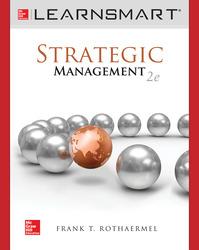 LearnSmart Online Access for Strategic Management
