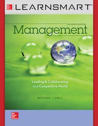 LearnSmart Online Access for Management