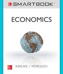 SmartBook Online Access for Economics