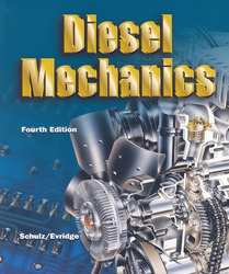 Package: Diesel Mechanics with Student Workbook