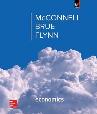 Economics McConnell cover
