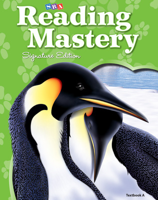 Reading Mastery cover