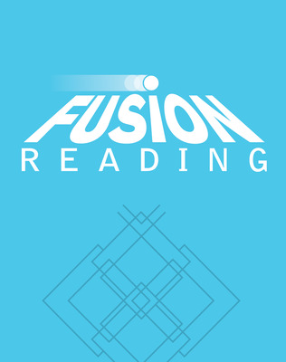 Fusion Reading cover