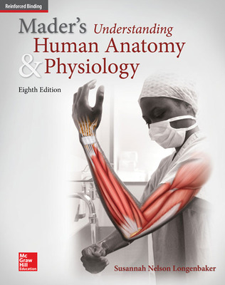 Mader's Understanding Human Anatomy & Physiology (Longenbaker) cover