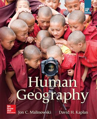 Human Geography (Malinowski), AP* Edition cover