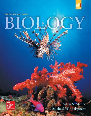 Biology Mader cover