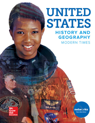 United States History & Geography:Modern Times cover