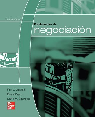 E-BOOK FUNDAMENTOS DE NEGOCIAC...