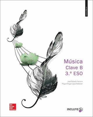 LA+CDA MUSICA CLAVE B 3 ESO