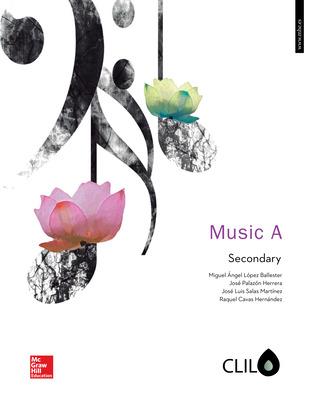 LA - MUSIC A ESO CLIL. LIBRO ALUMNO.