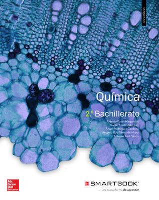 LA+SB QUIMICA 2 BACHILLERATO. LIBRO ALUMNO CAST + SMARTBOOK.